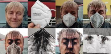 Tak, maski FFP2 chronią przed wirusami