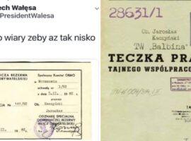 Czy Jarosław Kaczyński współpracował z władzami PRL? To sfałszowane dokumenty