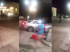 TVP: kobieta wjechała w stację Orlen w Rymaniu inspirowana przez opozycję. Manipulacja
