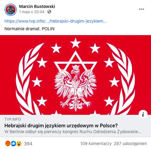 Ruch Odrodzenia Żydowskiego w Polsce
