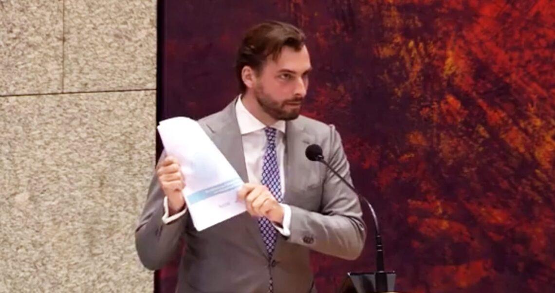 Thierry Baudet: Fundacja Rockefellera zaplanowała pandemię? Sprawdzamy
