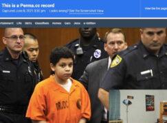 Chłopiec został oskarżony o kradzież jedzenia? Nie, sprawa dotyczyła morderstwa