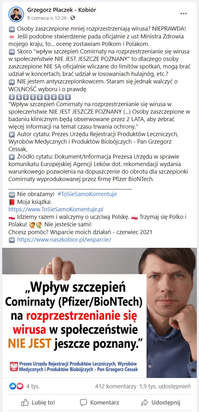 Grzegorz Cessak, Grzegorz Płaczek