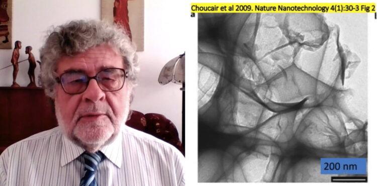 Zbigniew Hałat twierdzi, że w szczepionkach jest grafen. To nieprawda