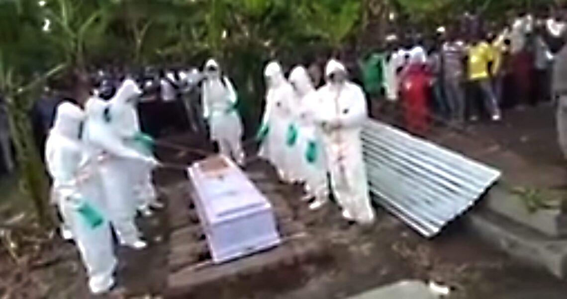 Puste trumny ofiar COVID-19 w Ugandzie? Sprawdzamy