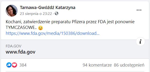 Katarzyna Tarnawa-Gwóźdź