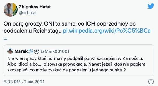Zbigniew Hałat / Reichstag