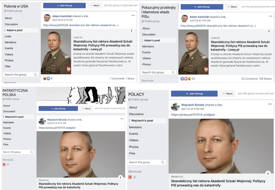 operacje informacyjne kremla