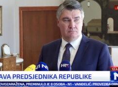 Prezydent Chorwacji wstrzymuje szczepienia przeciwko Covid-19? Nieprawda