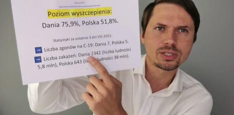Grzegorz Płaczek a sprawa duńska. Manipulacji studium przypadku