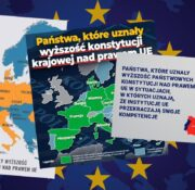 Czy te państwa uznały prymat konstytucji nad prawem unii europejskiej? Analiza