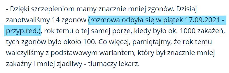 artykuł Wirtualnej Polski