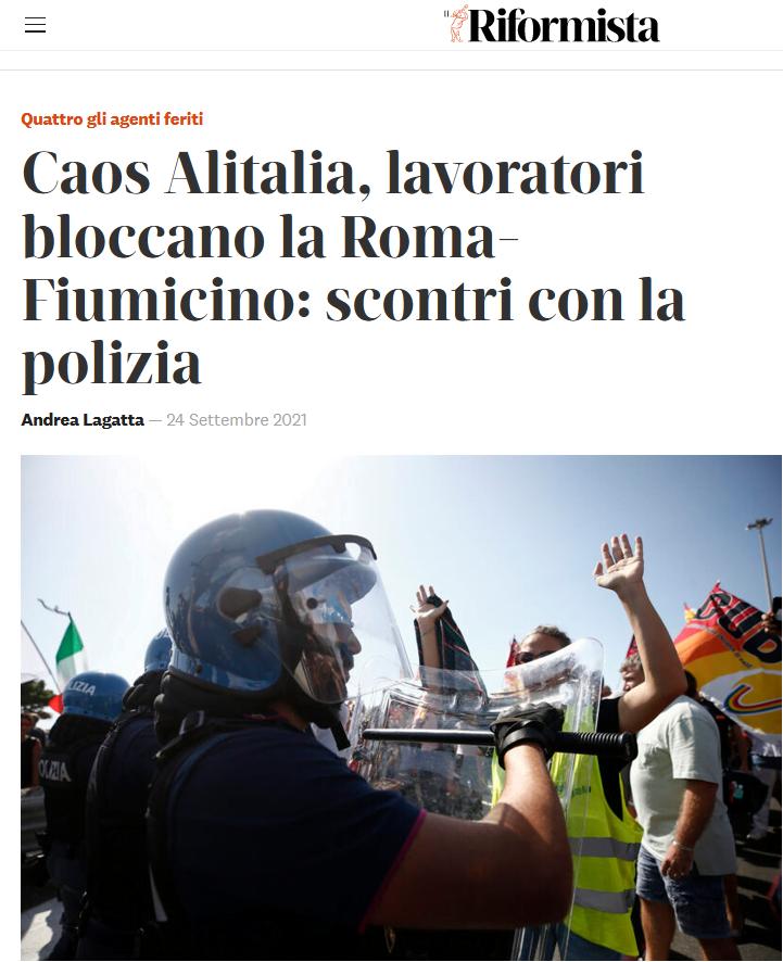 Il Rifornista - Włoska Policja